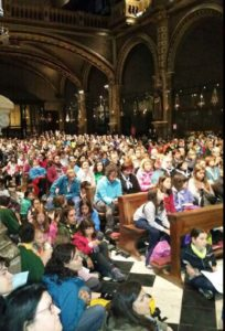 3000 gather for marist pilgrimage