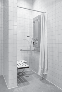Here's our bathroom shower plan.